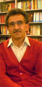 عباس معروفی ـ برلین ـ اردیبهشت ۱۳۸۷